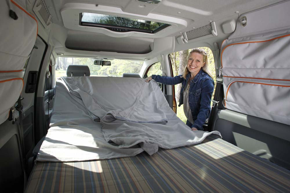 vw caddy maxi tramper kempink bez hranic novinky. Black Bedroom Furniture Sets. Home Design Ideas