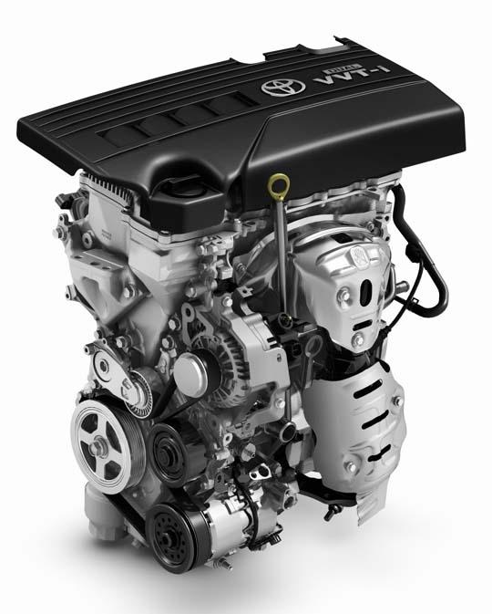 Toyota Optimal Drive Pro 1.33 Dual VVT-i