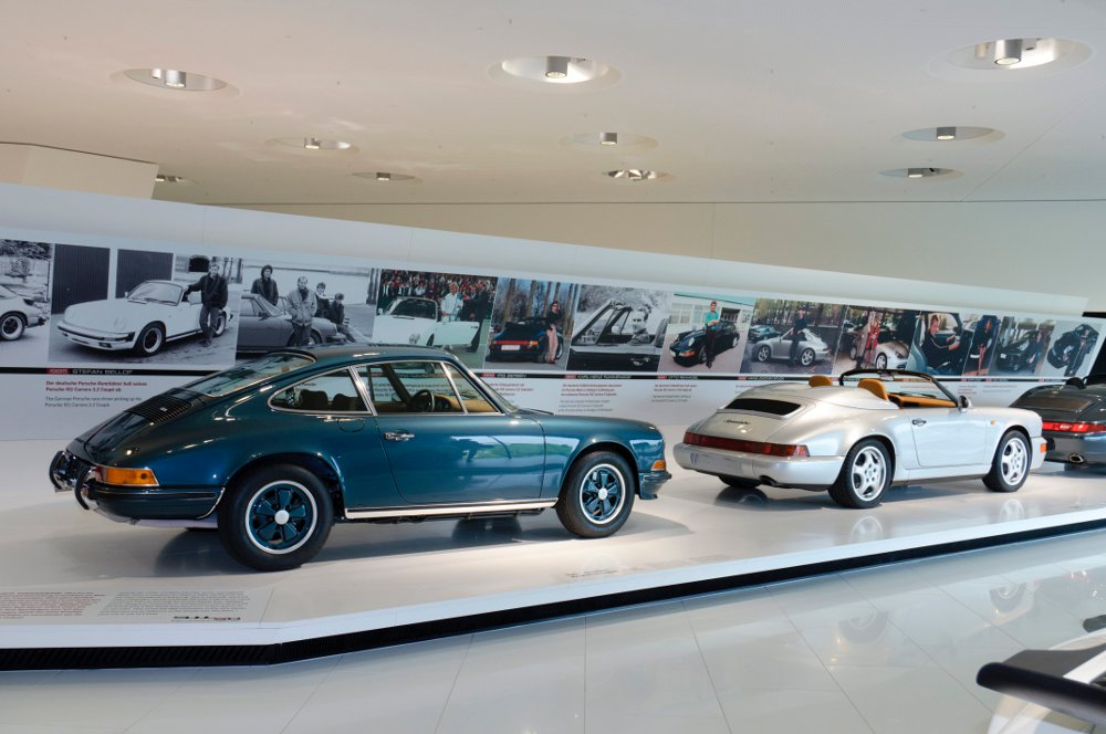 porsche muzeum stuttgart v stava 50 let 911 historie autokaleidoskop. Black Bedroom Furniture Sets. Home Design Ideas