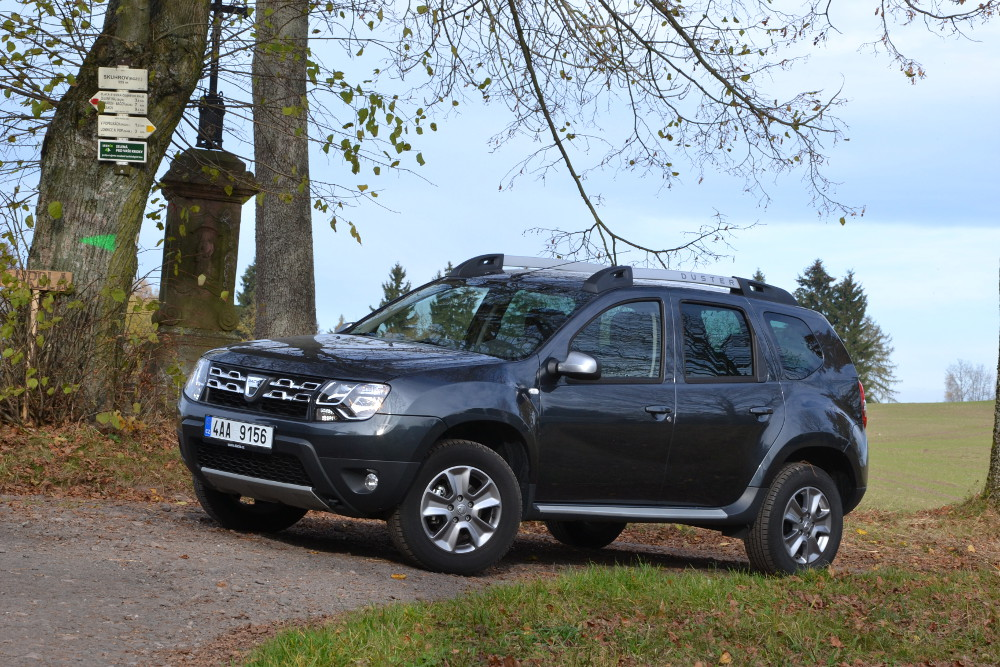 dacia duster 1 2 tce 4x2 ani dvoukolka nezklame testy autokaleidoskop. Black Bedroom Furniture Sets. Home Design Ideas