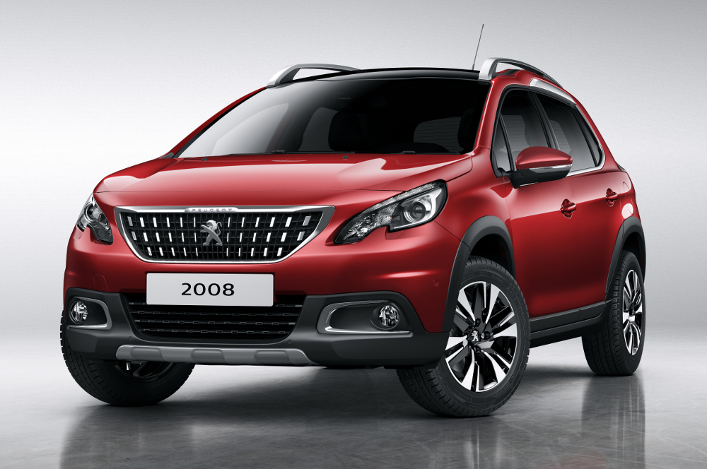 peugeot 2008 facelift a gt line novinky autokaleidoskop. Black Bedroom Furniture Sets. Home Design Ideas