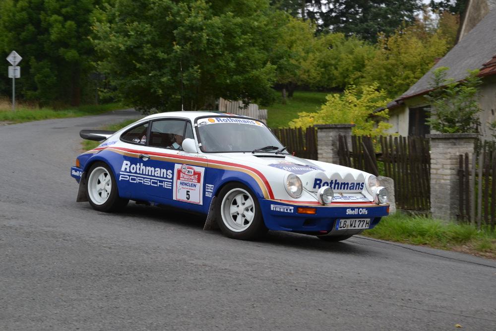 Bayerwald Rallye