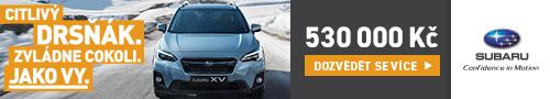 Subaru akcni nabidky