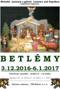 Výstava betlémů - Muzeum Lomnice nad Popelkou