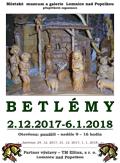 Výstava Betlémy 2017 - Lomnice nad Popelkou