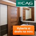 CAG - Vyberte si dveře na míru