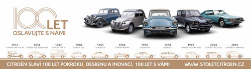 Citroën 100 let