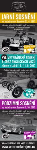 Veteránské rojení 10. - 11.6.2017