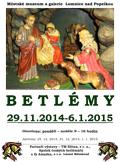 Betlémy - muzeum Lomnice nad Popelkou