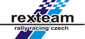 logo rexteam - rally racing czech