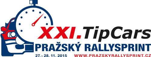 XXI.TipCars Pražský RallySprint